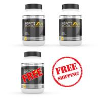 ERECTZAN - 2 MONTHS + 1 MONTH FREE + FREE SHIPPING (DOMESTIC)